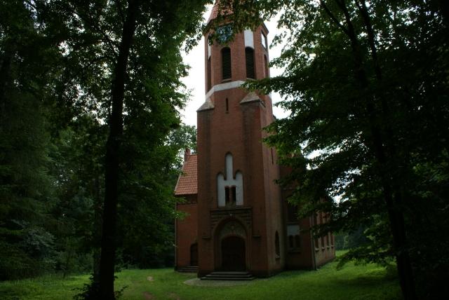 Kościół filialny w Dębowej Łące