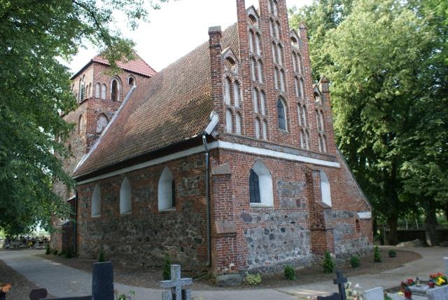 Kościół parafialny w Łobdowie