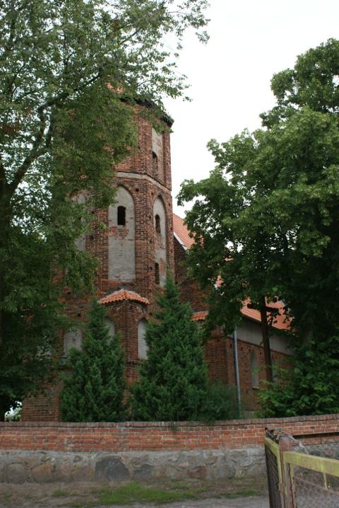 Kościół parafialny w Kurkocinie