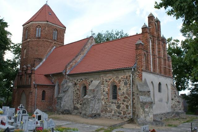 Kościół parafialny w Niedźwiedziu