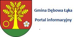 Logo for Dębowa Łaka - Portal Gminy