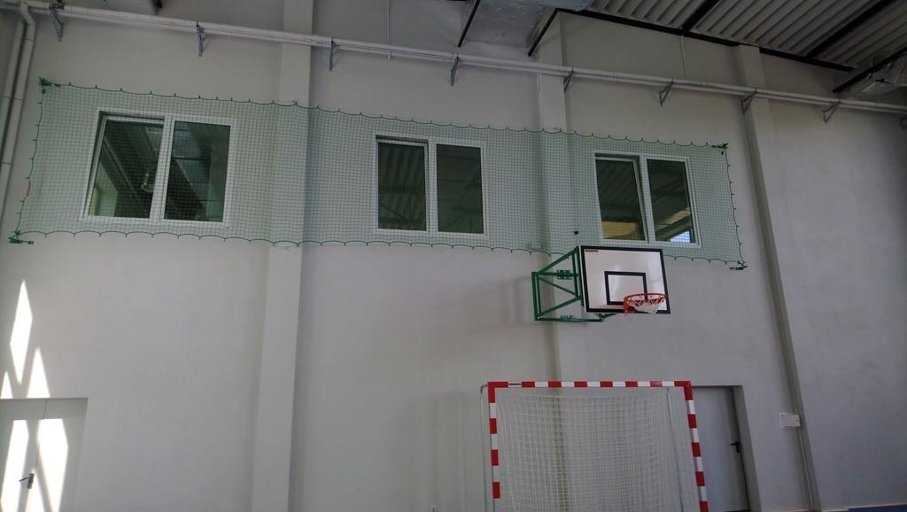 Wyposażenie sali sportowej