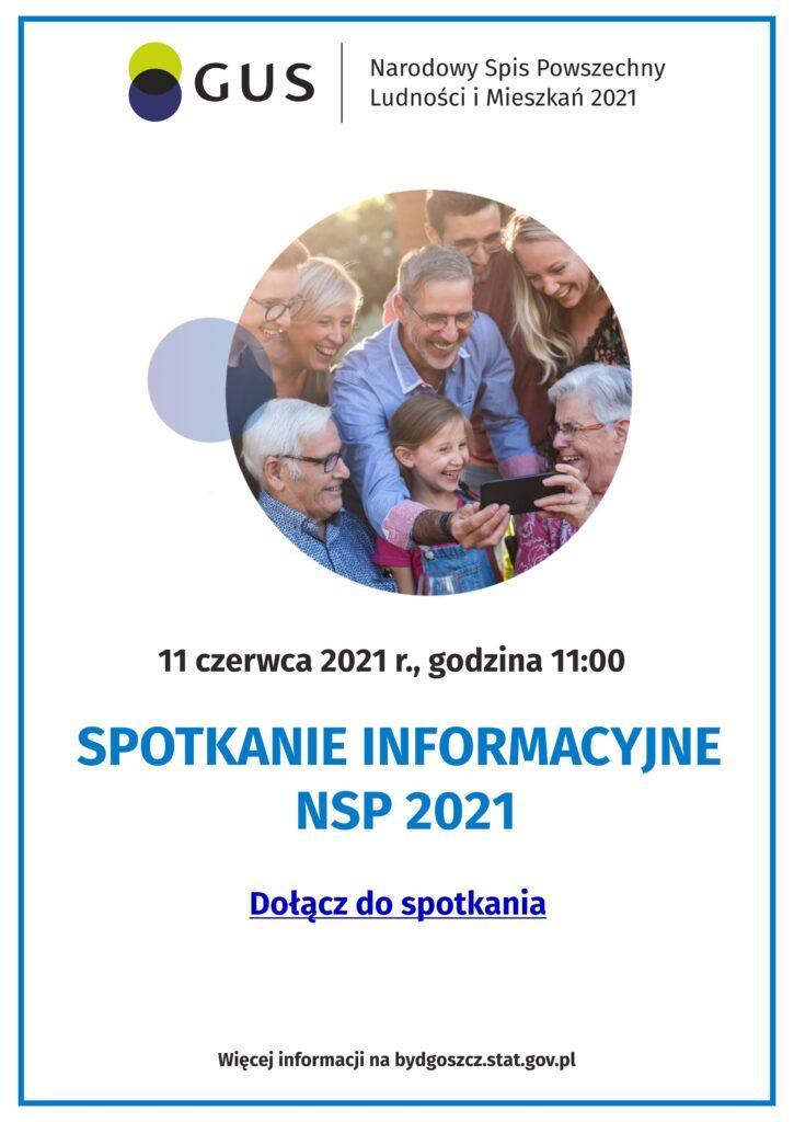 Spotkanie informacyjne NSP 2021